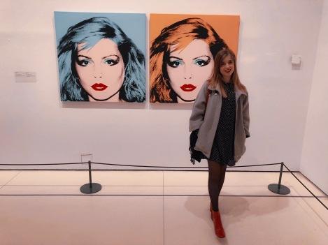 Cosas que hacer en Madrid cuando llueve | Exposición Andy Warhol Madrid