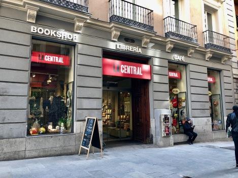 planes para un día de lluvia en Madrid | La Central