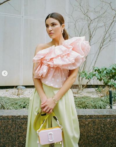 Esta primaveras tus looks se llenan de colores pastel | Negin NYF