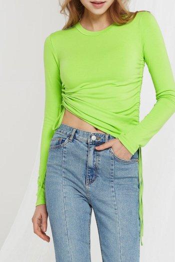12 prendas low cost verde flúor | top flúor de storets